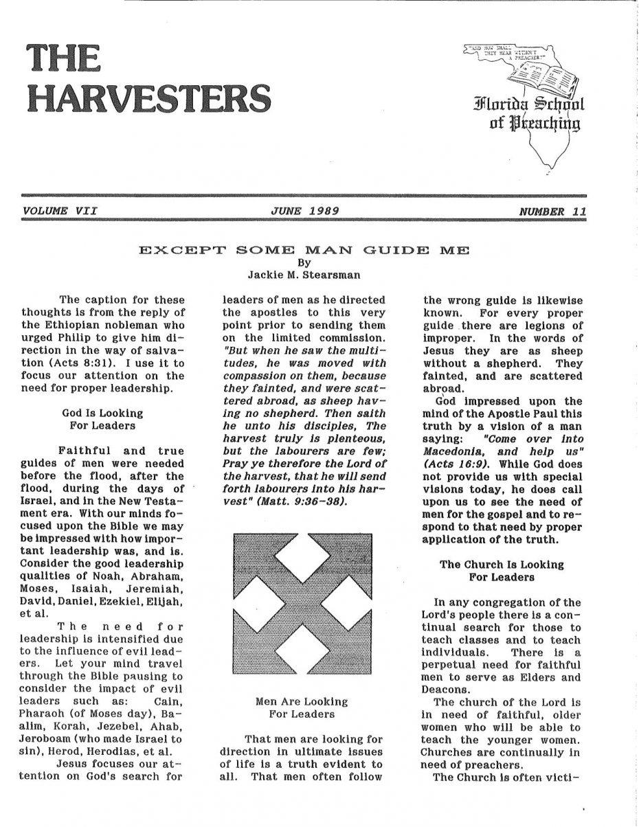 Harvester 1989 - June
