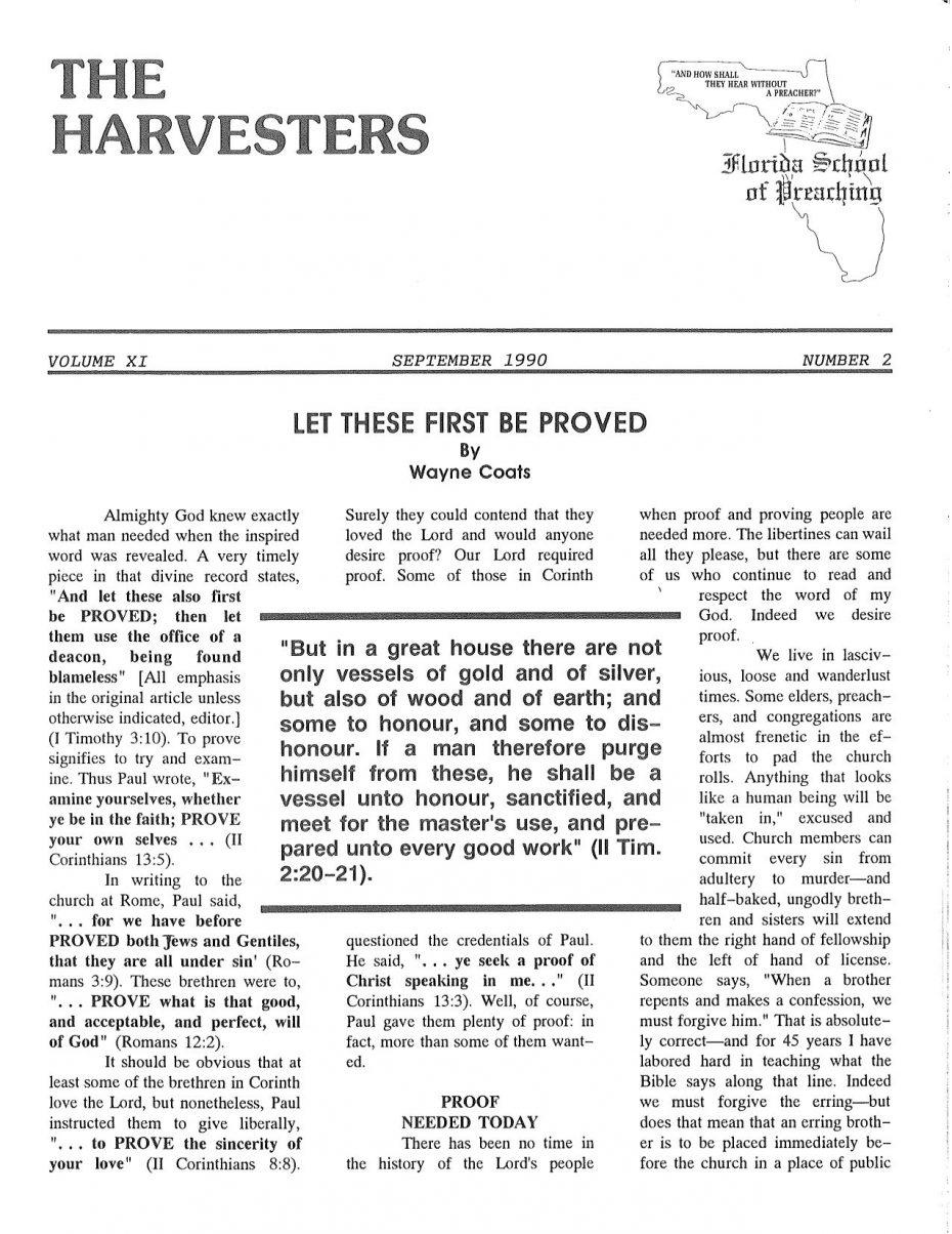Harvester 1990 - Sept.