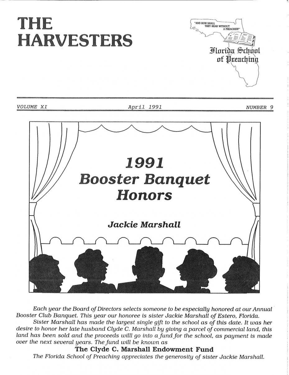 Harvester 1991 - Apr