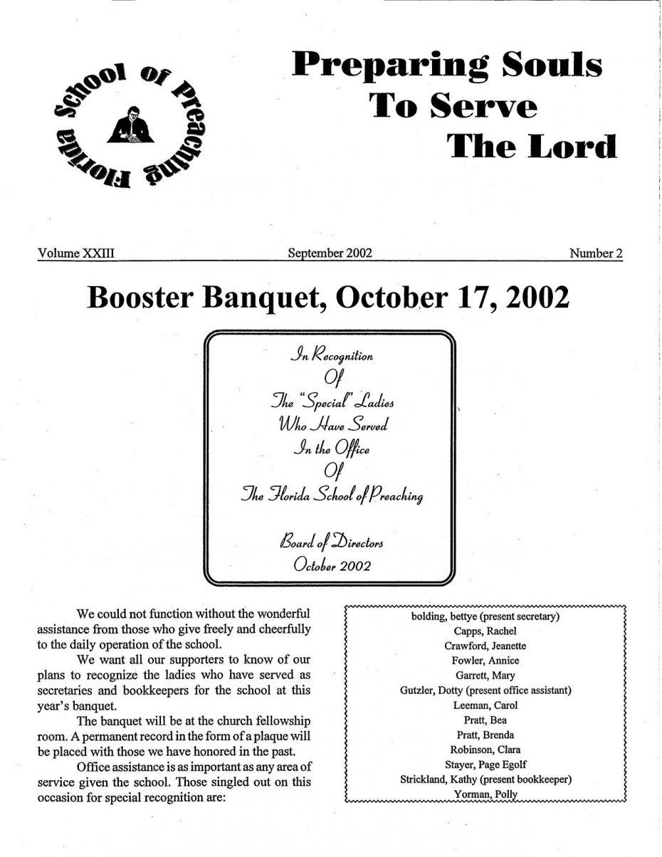 Harvester 2002 - Sept