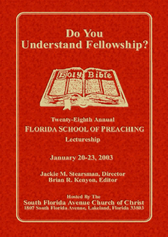 "Featured image for ""2003 (Print) - Do You Understand Fellowship?"""