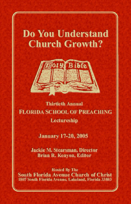 "Featured image for ""2005 (Print) - Do You Understand Church Growth?"""