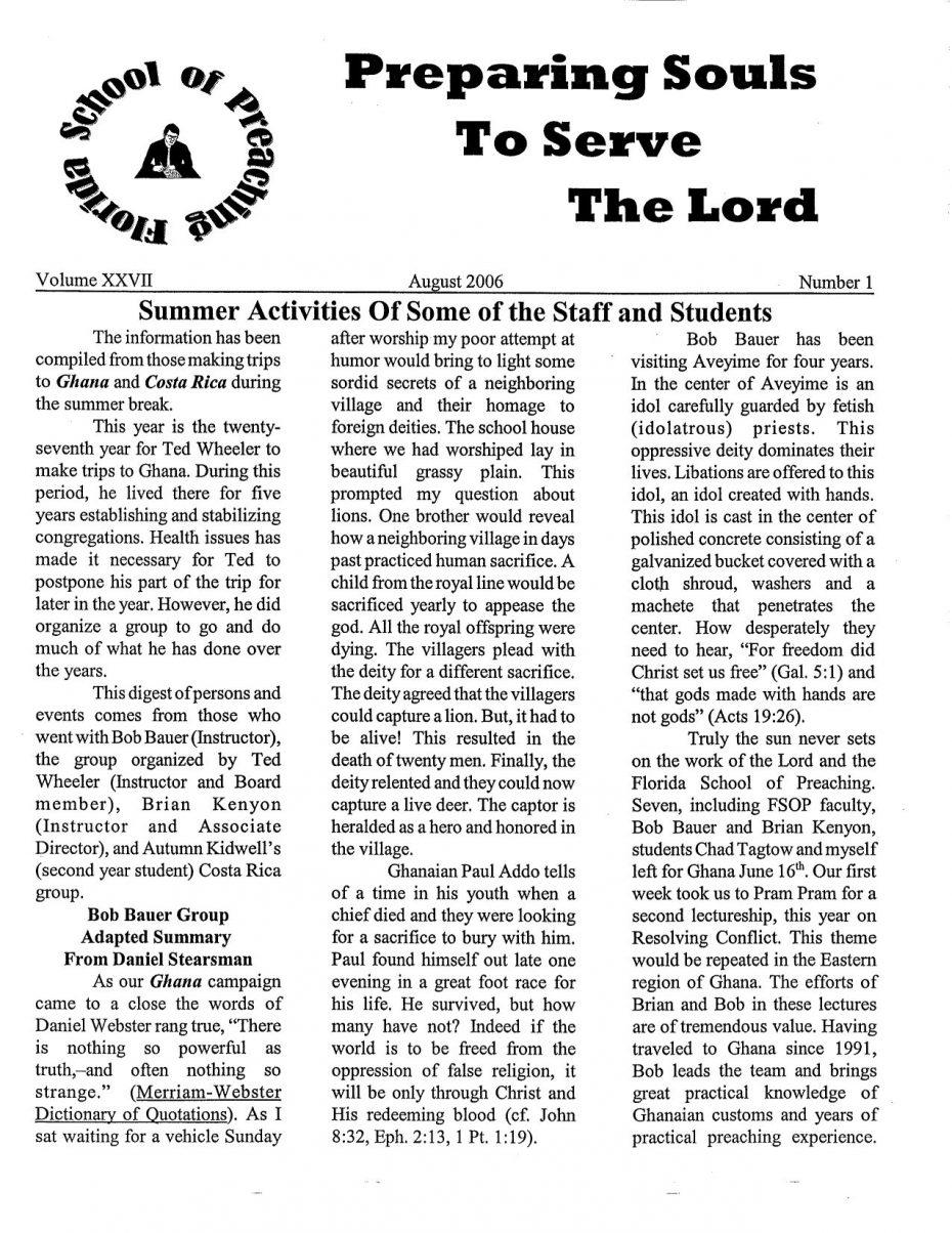 Harvester 2006 - Aug