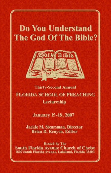 "Featured image for ""2007 (Print) - Do You Understand the God of the Bible?"""