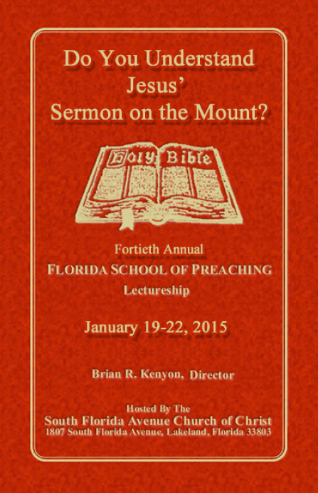 "Featured image for ""2015 (Print) – Do You Understand Jesus' Sermon on the Mount?"""