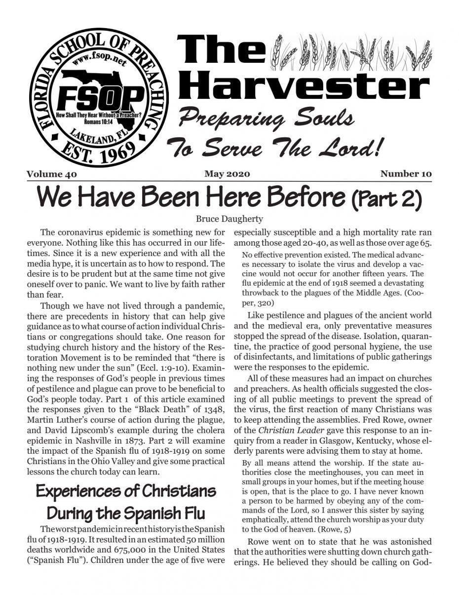 Harvester 2020 - Mayl