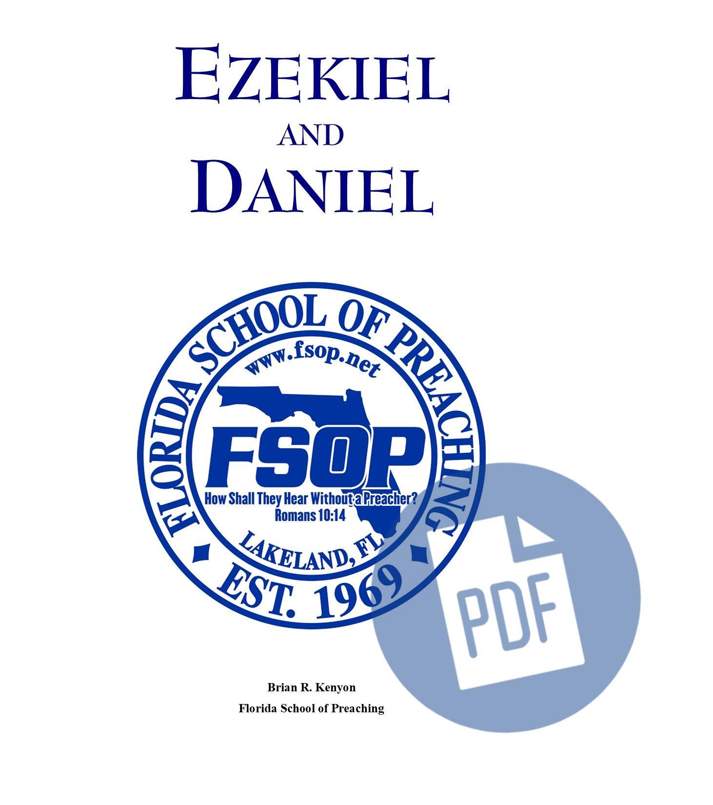"Featured image for ""Ezekiel/Daniel - PDF"""