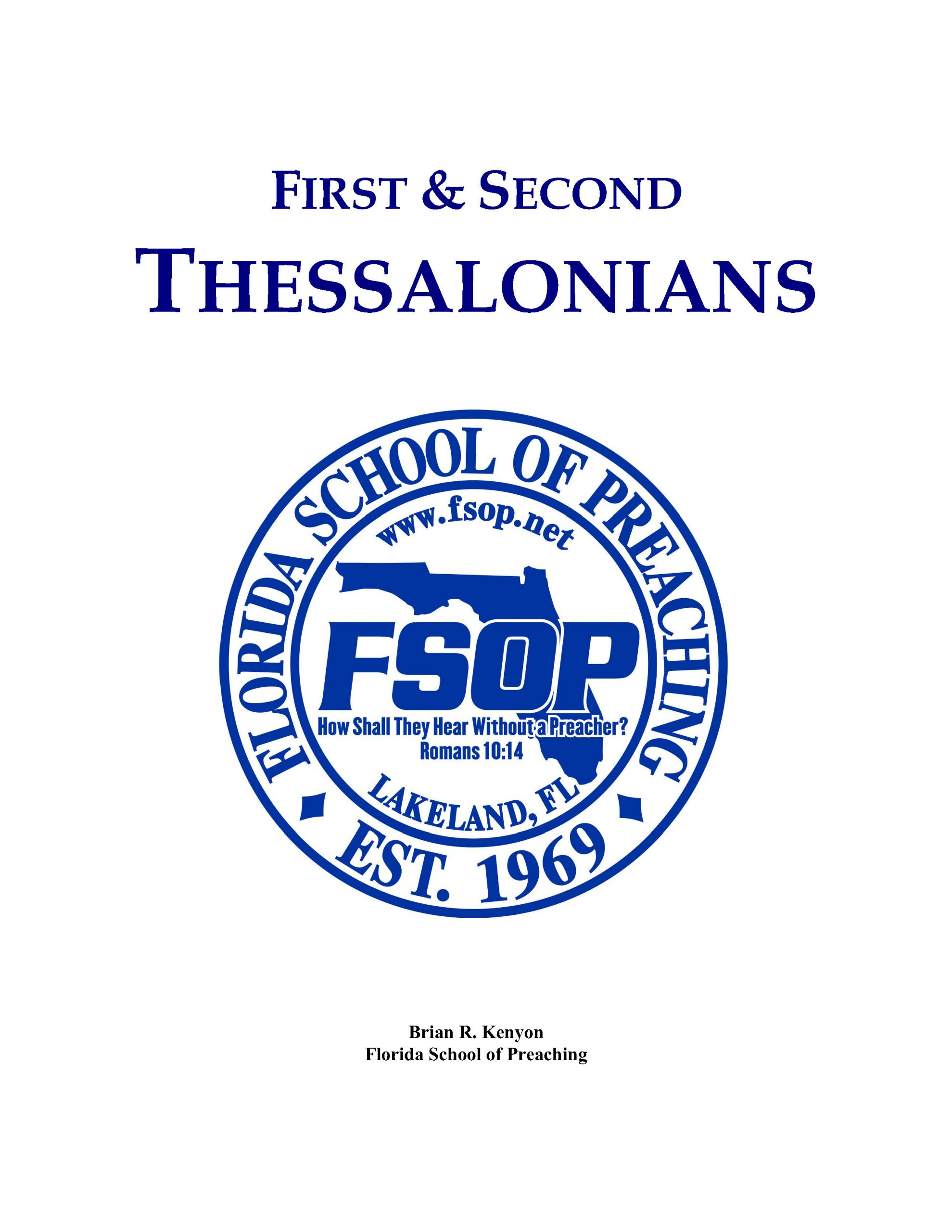 """Featured image for """"1st and 2nd Thessalonians"""""""