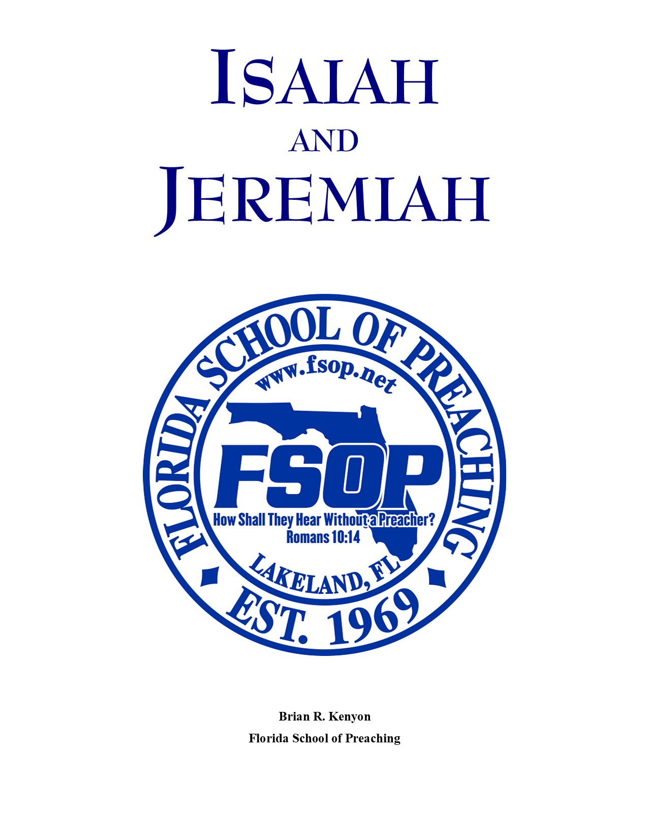 """Featured image for """"Isaiah/Jeremiah"""""""