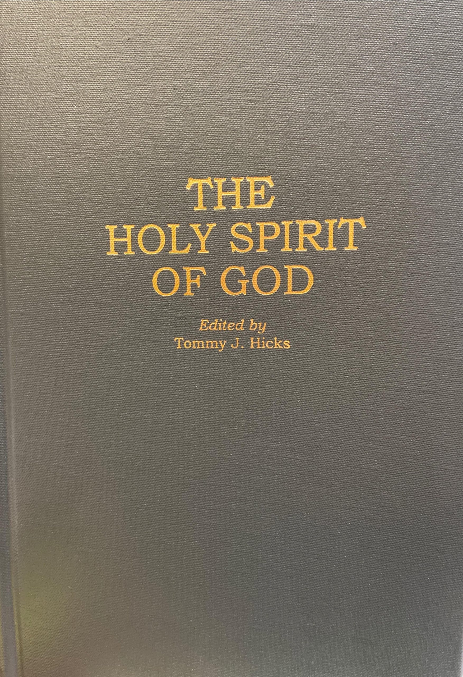 """Featured image for """"The Holy Spirit of God (Lubbock Lectures)"""""""