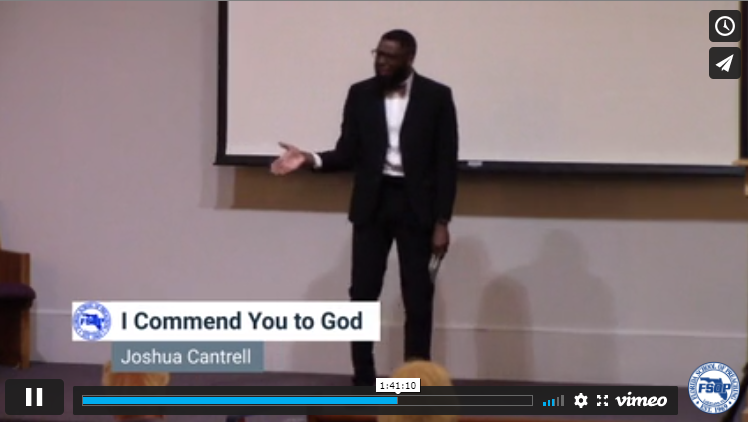 "Featured image for ""I Commend You to God …"""